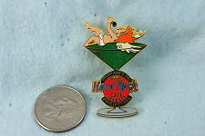 HARD ROCK CAFE PIN MAKATI PHILIPPINES VALENTINES DAY 2002 LE 300
