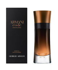 ARMANI CODE PROFUMO POUR HOMME * Giorgio Armani 3.7 oz / 110 ml Parfum Men Spray