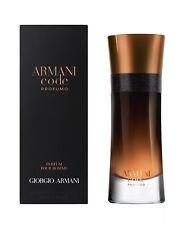 ACQUA CODE PROFUMO * Giorgio Armani 3.7 oz / 110 ml Pafum Men Spray
