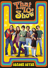 New THAT 70s SHOW Season Seven 4 Disc DVD Mila Kunis Ashton Kutcher Laura Prepon