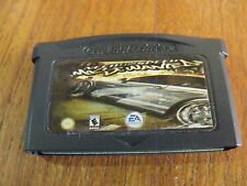 NEED FOR SPEED MOST WANTED Gameboy Advance DS Game