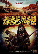 Deadman Apocalypse (DVD, 2016) better then mad max #USW