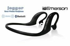Emerson EM510 Stereo Wireless Headset Bluetooth Headset -Bluetooth Headset Black