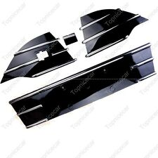 New Front Bumper Lower Grills Grilles Kits For Ford Escape Kuga 2013-2016