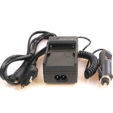 EU Plug BATTERY CAR CHARGER FOR Nikon EN-EL3e D700 D300S D300 D200 D100 D90 D80