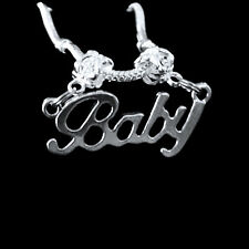 Baby charm fits European bracelet or necklace Charm only for girlfriend/daughter