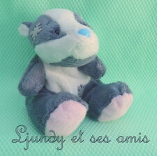 "My Blue Nose Friends *-* PELUCHE RARE sans tag BLAIREAU 4"" 10 cm"