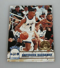 1993-94 Hoops Anfernee Hardaway Fifth Anniversary Gold Rookie