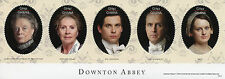 Ghana 2015 MNH Downton Abbey 5v M/S III TV Dowager Countess Grantham Stamps