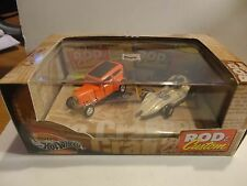 Hot Wheels Collectibles 100% Rod & Custom 2 Car Set