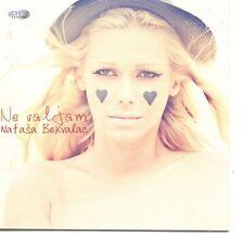 NATASA BEKVALAC CD Ne valjam Album 2010 U meni su dve Ljubav nije za jedanput