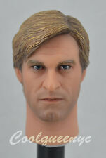 Hot Toys 1/6 Scale MMS81 The dark Knight Harvey Dent Two Face - Head Sculpt