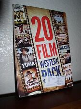 20 Film Western Pack (DVD, 2012, 4-Disc Set,NEW)