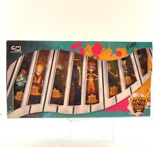 RARE CARTOON NETWORK CLASS OF 3000 FIGURE COLLECTION