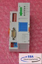 WAGO 750-348 CANopen ECO Feldbuskoppler, digitale & analoge Signale & Sub-D