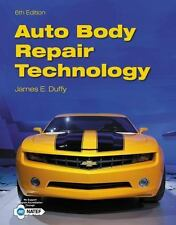Auto Body Repair Technology by James E. Duffy (2015, Hardcover)