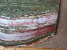 "1 HUGE ""PREMIUM"" SLAB, 14.4 OUNCES, OF  OCEAN JASPER"