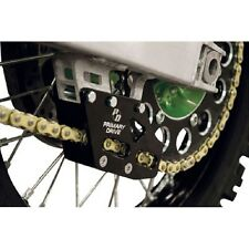 Primary Drive Rear Chain Guide/Guard - KLX450R KX125 KX250 KX250F KX450F BLACK