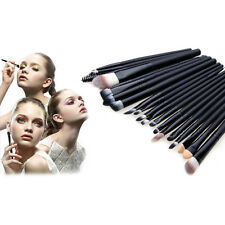 20pcs Eyeshadow Eyeliner Powder Blush Makeup Brushes Set Kit Eye Make-up Tool