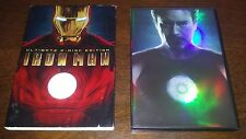 Iron Man (DVD, 2008, 2-Disc Set, Ultimate Edition), Great!