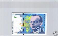 FRANCE 50 FRANCS SAINT-EXUPERY 1997 R048205920