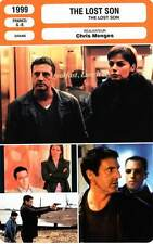 FICHE CINEMA : THE LOST SON - Auteuil,Kinski,Cartlidge,Menges 1999