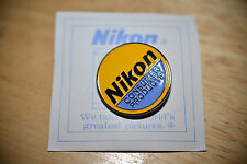 NIKON CLASSIC CONSUMER PRODUCTS LAPEL PIN NEW