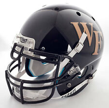 WAKE FOREST DEMON DEACONS Schutt AiR XP Gameday REPLICA Football Helmet