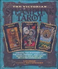 NEW Victorian Steampunk Tarot Cards Deck Liz Dean Bev Speight