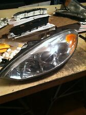 2001 2002 MERCURY COUGAR HEAD LIGHT DRIVERS LEFT SIDE HEADLIGHT FREE SHIPPING!!!