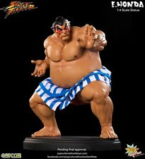 Pop Culture Shock - Street Fighter - E Honda Statue