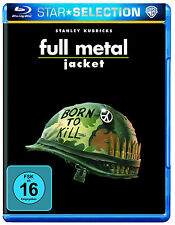 Full Metal Jacket - Stanley Kubbricks -Blueray Neu+in Folie L3-Blue