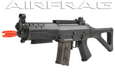 Licensed Swiss Arms Sig Sauer SG552 Electric Airsoft Rifle by JG -Black