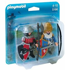 Playmobil Knights Duo Pack 5166