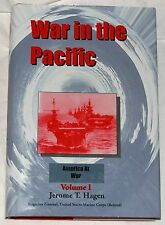 War in the Pacific: Volume I by Jerome T. Hagen Signed