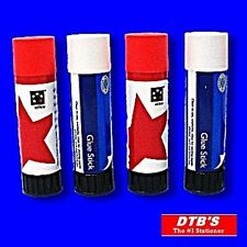 4 X LARGE GLUE STICK 40G PAPER CARD MADE BY PRITT ART CRAFT