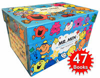 Mr Men My Complete Collection Books Box Gift Set Brand New Boxed Pack