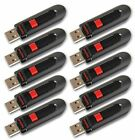 LOT 10 x SanDisk 16GB = 160GB Cruzer GLIDE USB Flash Pen Drive 16 GB SDCZ60-016G