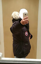 "2017 ""LATEST CONCEPT"" EDITION TAG BLACK CANADA GOOSE EXPEDITION S/P PARKA JACKET"