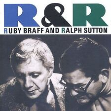 Braff, Ruby/Sutton, Ralph-R&R  CD NEW