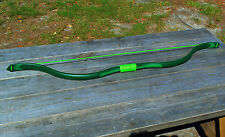 Recurve Bow with Green Arrow theme (60lbs)