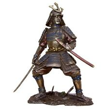 9.25 Inch Japanese Samurai Collectible Statue Figurine Figure Warrior Oriental