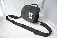 Gray messenger canvas bag case for Nikon P610 P600 P530 P520 P500 L840 camera