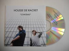 Housse cd en vente ebay for Housse de racket chateau