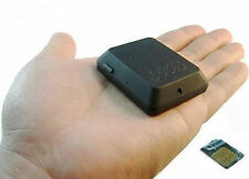 X009 Two-way GSM Device SIM Card Ear Audio/Video Recording supportable SMS