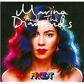 MARINA AND THE DIAMONDS NEW FROOT CD SEALED FREE FAST UK POST HAPPY IMMORTAL
