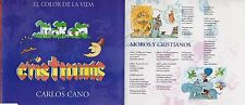 CARLOS CANO MOROS Y CRISTIANOS CD SINGLE CAJA FINA