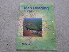 map reading book for GCSE Geography by Wilson