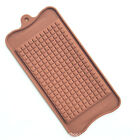 99 - Cell Chocolate Bar Candy Mold Cupcake Toppers Bakeware Mould Sugarpaste