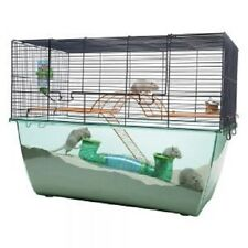 Cage Mice Hamster Gerbil  ideal for digging hiding & building nests gift